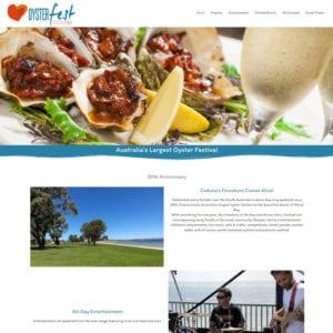 Oysterfest Website