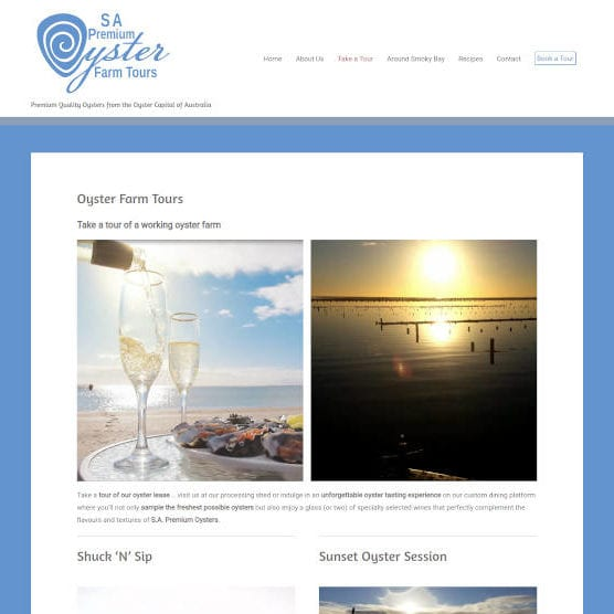 <h4>Website</h4><br> A presence on the web is essential to tell people who you are and what your business does